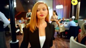 Настя в сериале Отель Элеон