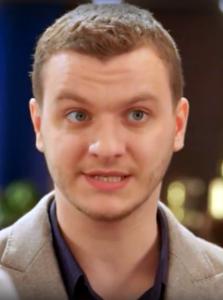 Филипп Бледный в роли Никиты