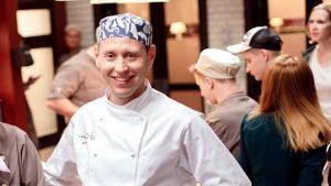 Михаил Тарабукин в третьем сезоне